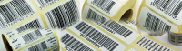 Thermally Printed Barcode Labels