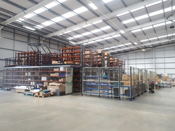 Installers Of Panel Partitioning Systems West Midlands