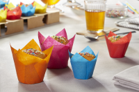 UK Trade Supplier Of Tulip Paper Cups