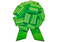 5 x Pull Bows - 50mm - LIME