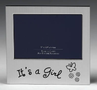 Photo Frame - ITS A GIRL