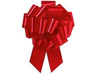 Pull Bows - 32mm - RED (pk 5)