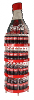 1/2 Round Display Racks For Convenience Stores