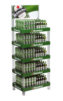 Large Display Racks For Service Stations