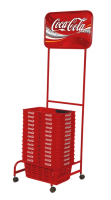 Suppliers of Shopping Basket Display