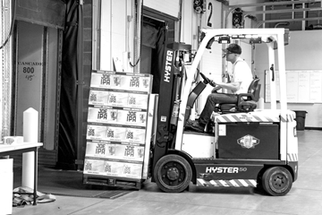 Specialists In Secure Warehousing Derbyshire