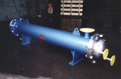 Industrial Tube & Shell Heat Exchangers in Lancashire