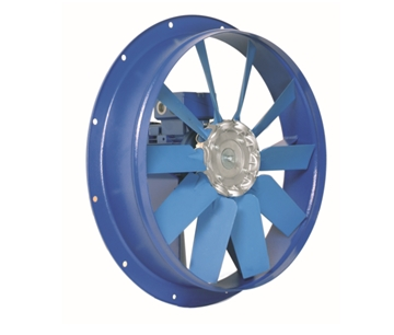 Short Cased Axial Fans