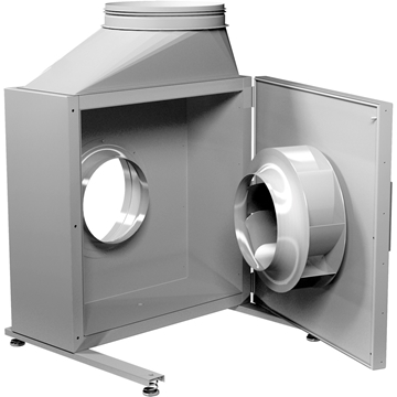 Commercial Kitchen Extract Fans
