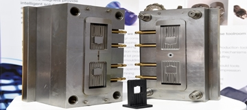 Injection Moulded Simple Shut Tools