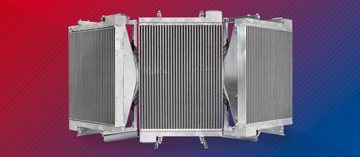 Industrial Oil-/Air-Cooling Units