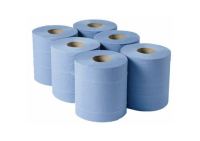 2ply Blue Roll