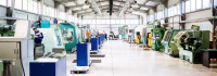 Tailored Polyurethane Resin Flooring for Vehicle Showrooms