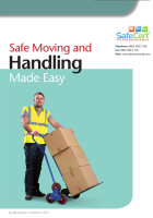 Suppliers of Manual Handling Book