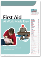 Distributors of First Aid at Work Book