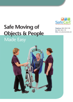 Stockists of Safer Moving People Book