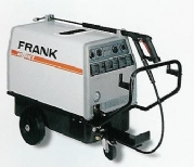 Frankheavy Duty Hot Water Pressure Washer
