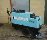 Electric Hot Water Pressure Washers 240 Volt