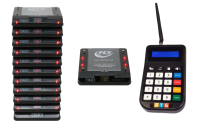 Quiet Call Titan Pro Coaster Pharmacy Pagers