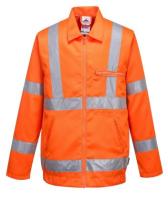 Suppliers of Hi Vis Poly Cotton Jackets