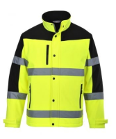 Suppliers of Hi Vis Softshell Jackets