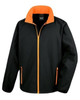 Suppliers of Result Softshell Jackets