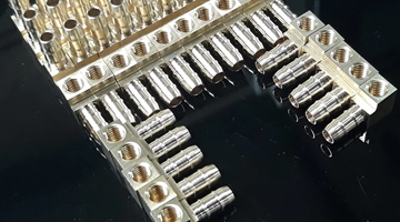 High Standard Precision Engineered Components