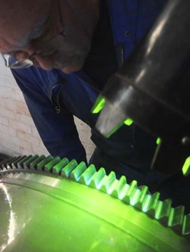 UK NDT Magnetic Particle Testing Service
