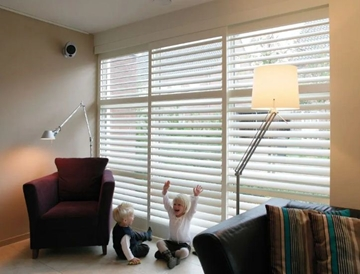 Installer Of Tracking System Shutters Surrey