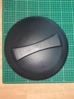 Water Bowser Plastic Tank Lids 255mm Or 10 Inch Bowser Water Tanks