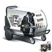 Electric And Engine Powered Hot Water Pressure Washers In Crook In Crook