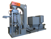 Fully Automated Metal Swarf Treatment & Handling Systems