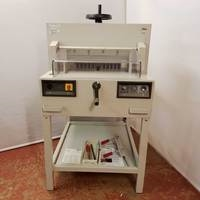UK Suppliers Of Pre-Owned Guillotines
