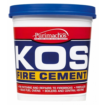 500g XL Fire Cement Ready To Use Mix 1250degC Tested