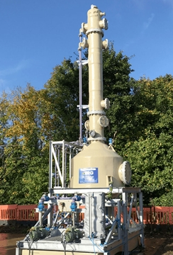 Air Pollution Control Systems For Agrochemical Applications