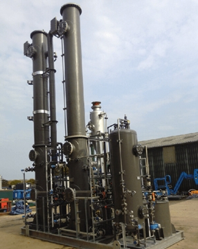 Industrial Gas Cleaning System For Renewable Energy Sector
