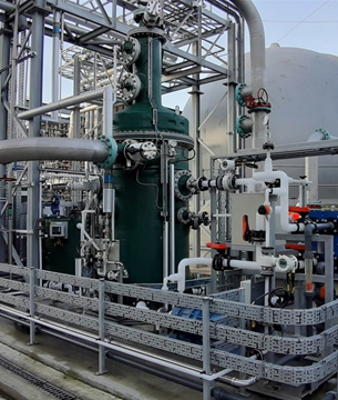 Hydrogen Sulphide Removal Solutions