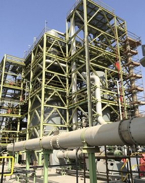 Gas Cleaning Solutions For Industrial Applications