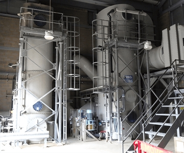 Cost-Effective Waste Water Odour Control Systems