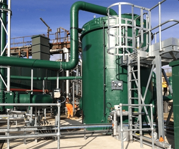 Cost-Effective Municipal Waste Odour Control Systems