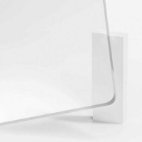 10mm Clear Cast Acrylic Perspex Sheet Cut To Size