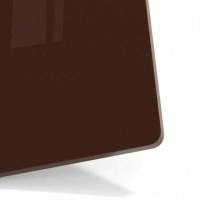 3mm Brown Acrylic Perspex 543 Sheet Cut To Size