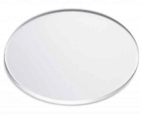 3mm Clear Acrylic Discs Circle Cast Perspex Sheet Cut To Size