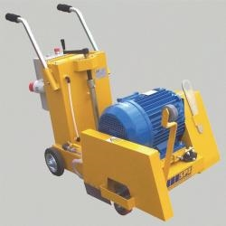 Hire 450mm Floor Saw Electric With Water Tank Cuts 162mm