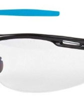 Professional Wrap Around Safety Glasses – Clear