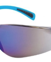 Safety Glasses – Blue Mirror