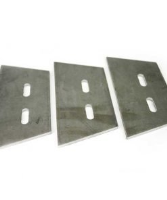 Baron E120 mixer replacement paddle (blade) set of 3