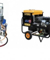 Euromair MixPro 50 with Generator (HIRE)
