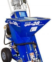 Euromair MixPro 28 Rendering and Floor Screed Machine