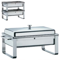 WMF Economy  Chafing Dish 1/1 GN Stainless Steel (Each)